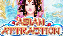 Play Asian Attraction Slots game Novomatic