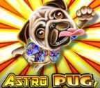 Play Astro Pug Slots game Microgaming