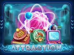 Attraction Slots game NetEnt