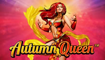 Autumn Queen Slots game Novomatic