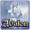 Play Avalon Slots game Microgaming