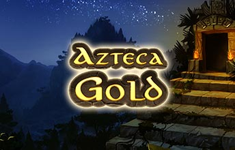 Play Azteca Gold slot game Leander