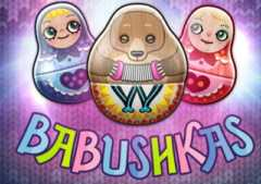 Play Babushkas Slots game Thunderkick