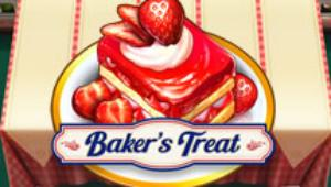 Play Bakers Treat Slots game Play n Go