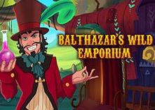 Play Balthazars Wild Emporium Slots game Core Gaming