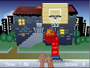 Basketball Game  Arcade