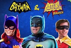 Batman Batgirl Bonanza Slots game Playtech
