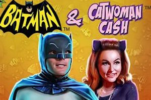 Play Batman Catwoman Cash Slots game Playtech