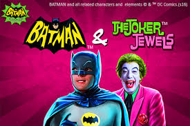 Batman The Joker Jewels Playtech Slots