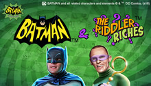 Play Batman The Riddler Riches Slots game Playtech