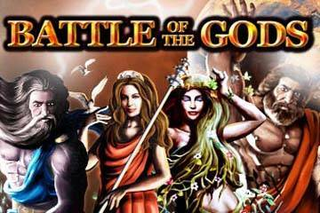 Play Battle of the Gods Slots game Playtech