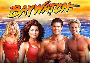 Baywatch Slots game Playtech