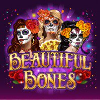 Play Beautiful Bones Slots game Microgaming