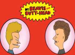 Beavis and ButtHead Slots game Blueprint