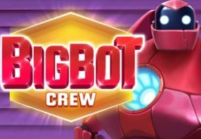 Play Big Bot Crew Slots game Quickspin