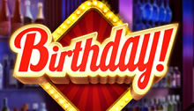 Birthday Slots game Elk Studios