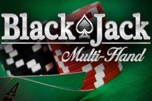 Blackjack Multihand ISB iSoftBet Table Game