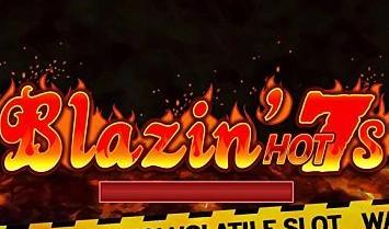 Blazin Hot 7s free Slots game