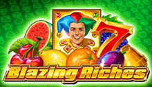 Play Blazing Riches Slots game Novomatic