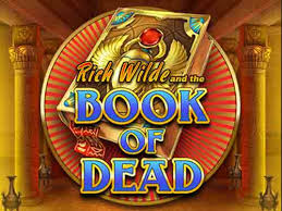 Book of Dead Slots game Casumo
