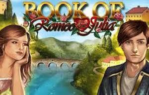 Book of Romeo and Julia Slots game Gamomat
