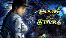 Play Book of Stars Slots game Novomatic