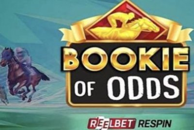 Play Bookie of Odds slot game Microgaming