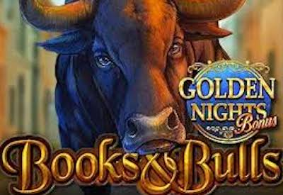 Books and Bulls GN Slots game Gamomat