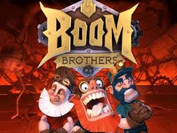 Play Boom Brothers Slots game NetEnt