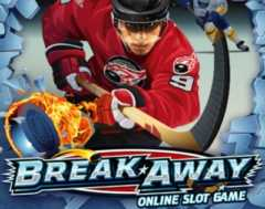 Play Break Away Deluxe slot game Microgaming