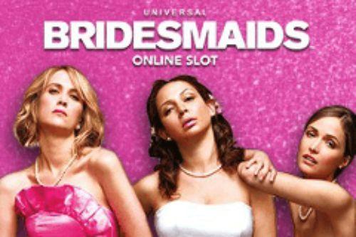 Play Bridesmaids slot game Microgaming