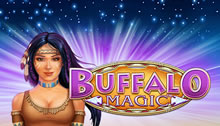 Buffalo Magic Slots game Novomatic