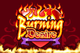 Play Burning Desires Slots game Microgaming