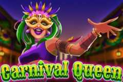 Play Carnival Queen slot game Thunderkick