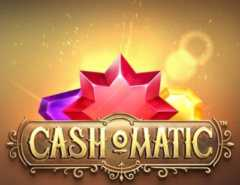 Play Cash o Matic slot game NetEnt