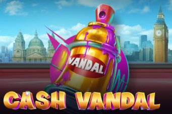 Play Cash Vandal Slots game Play n Go