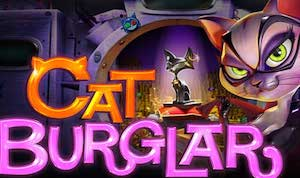 Cat Burglar Slots game Nextgen