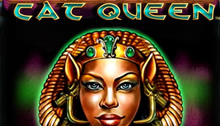 Cat Queen Slots game Playtech