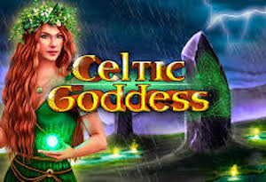 Celtic Goddess Slots game 2by2