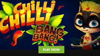 Play Chilli Chilli Bang Bang Slots game iSoftBet
