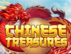 Chinese Treasures Slots game Red Tiger