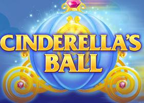 Cinderellas Ball Slots game Red Tiger