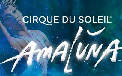 Play Cirque du Soleil Amaluna Slots game Bally