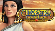 Cleopatra Last of the Pharaohs Slots game Novomatic