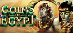 Play Coins of Egypt slot game NetEnt