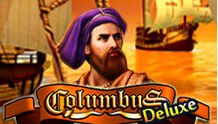 Play Columbus Deluxe Slots game Novomatic