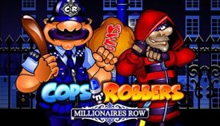 Play Cops n Robbers Millionaires Slots game Novomatic