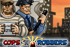 Play Cops n Robbers Slots game Play n Go