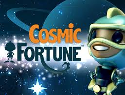 Cosmic Fortune Slots game Casumo