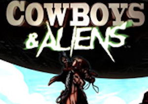 Cowboys and Aliens Slots game Playtech